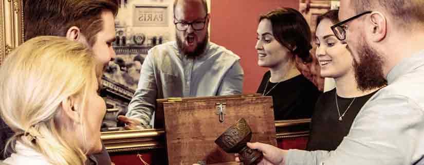 Mystery Rooms i København | Midgaard Event